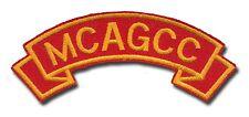 USMC Marine Corps Air Ground Combat Center (MCAGCC) 29 Palms Shoulder Tab L282