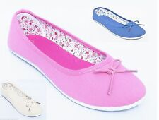 Ballerinas Standard (B) Unbranded Casual Shoes for Women