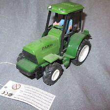 482D Juguete Tractor Agricole Gato Verde 13,5cm