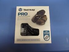 YakTrax Pro Heavy Duty Ice Traction Coils For Snow & Ice Size Small  FREE Ship