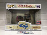 Funko Pop! Disney Pixar Up Carl & Ellie #979 NYCC 2020 Exclusive Shared Sticker
