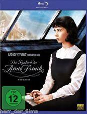 DAS TAGEBUCH DER ANNE FRANK (Millie Perkins, Shelley Winters) Blu-ray Disc NEU