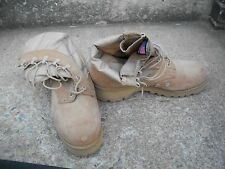Altama Hot Weather Combat US Military Issue Vibram Soles SZ 6.5r Boots Pre-Owned