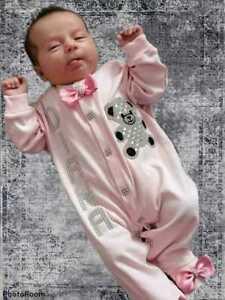 Christmas Baby Romper Blanket Wings Set Girl Boy Sleepsuit Bow Teddy Bear Set