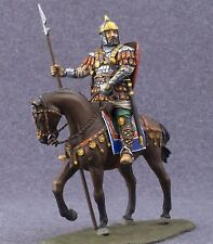 Metal Toy Soldiers Painted 1/32 scale Russian Mounted Boyar Cavalry figurine