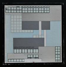 Gerrit Rietveld # MODEL KIT van GOGH MUSEUM # 1990, vg+/mint