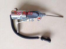 Fuel Shutdown Solenoid Valve 1823723C91 For Navistar DT466 Engine Perkins 24V