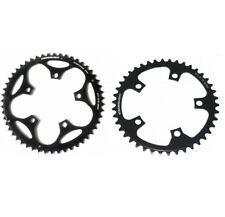 Stronglight Dural Black Shimano SRAM 130mm BCD Chainring 52 T Tooth