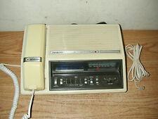 Vintage Soundesign Am/Fm Electronic Clock Radio Telephone Model 7560-C