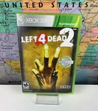 SHIPS SAME DAY Left 4 Dead 2 - XBOX 360 - Original Case, Manual and Disc