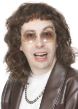 Little Britain Style Brown Lou Wig