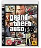 PS3 - Grand Theft Auto IV (GTA 4) **New & Sealed** Official UK Stock