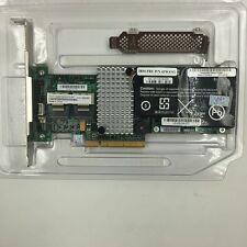 LSI 2108 Controller RAID 5  512MB 6G PCIe x8+BBU08 IBM M5015 2PCS 8087 SATA