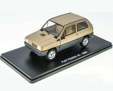 Fiat Panda 45 (1980) Parties Ouvrantes 1/24 Voiture Miniature Model Car MF04