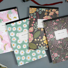 63sheets Lovely Flowers - Writing Stationery Paper Pad Lined Letter Stationary
