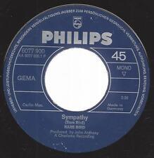 RARE Bird single 45 UPM: Sympathy + Devils High Concern