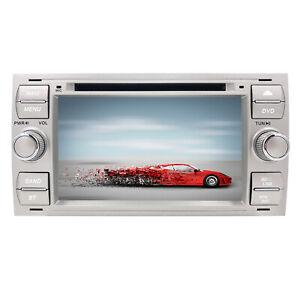 Ford Transit Focus Kuga S/C-MAX Galaxy Car Stereo GPS Sat Nav CD DVD Radio 3G BT