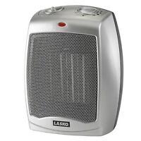 NEW Lasko Portable Electric Ceramic 1500W Heater Small Adjustable Thermostat