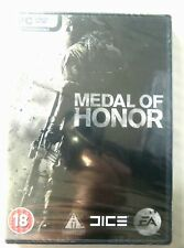 68885 - Medal Of Honor [NEW / SEALED] - PC (2010) Windows XP