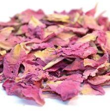 Para la perfusión de té secas Peonía Pétalos Decoración Pasteles Cocina Gin Citricos guarniciones