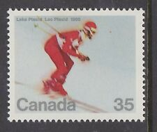 New listing CANADA NO 848, DOWN HILL SKIING, MINT NH