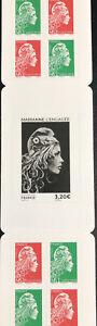 Timbres France Neufs  - MNH - Carnet 1525B Marianne L'Engagée - Faciale