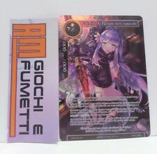 VALENTINA LA PASSIONE DEL CREPUSCOLO force of will SUPER RARA FULL ART fow RDE
