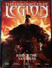 The Chronicles of Legion, volume 1 by Mario Alberti and Fabien Nury Titan Books