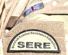 ANGEL THUNDER CSAR OPERATORS RAF SERE SSI: Surival Evasion Resistance Extraction