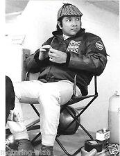 PEDRO RODRIGUEZ LE MANS 1971 GULF PORSCHE 917 periodo fotografia foto debraine