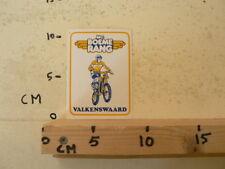 STICKER,DECAL MC BOEMERANG MOTOCROSS NO 6 VALKENSWAARD MX CROSS