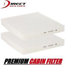 C25870 CABIN AIR FILTER FOR CHRYSLER DODGE INFINITI NISSAN VOLKSWAGEN 2 Pack Set