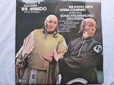 Gilbert & Sullivan The Mikado Royston Nash D'Doyly Carte Opera Company Lp