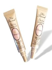 2 X Too Faced Shadow Insurance CHAMPAGNE 0.17 oz Nude Shimmer Eye shadow Primer