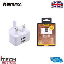REMAX Fast Charger Adaptive Dual USB Output 2.1A For iPhone/iPad/Samsung