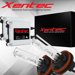 XENTEC Xenon HID Conversion Slim KIT 9006 6000k 8000k 10000k Headlight Fog Light