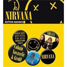 Objets de collection liés à la musique nirvana