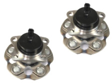 REAR WHEEL HUB BEARING ASSEMBLY FOR 2012-2016 TOYOTA PRIUS V PAIR LOWER PRICE