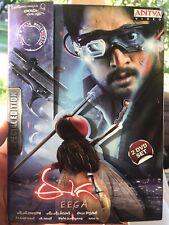 EEGA (India DVDs) Wildly Entertaining Telugu Fantasy; SS Rajamouli; English Subs