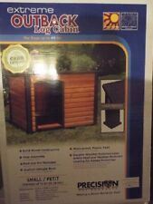 Precision Pet Extreme  Log Cabin Dog House 2701