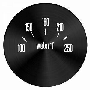 American Classic Series Water Temp Black Face