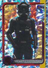 Force Attax Die Reise zu Star Wars : Die Letzten  190 - TIE Jäger Pilot