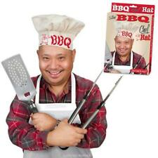 100% Cotton Barbecue Bbq Gourmet Chef CookOut Camping Rv Grill Restaurant Hat