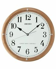 Seiko Bedroom Analogue Wall Clocks