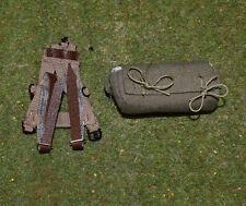 1/6 Escala Segunda Guerra Mundial alemán A-Frame & Pack para Dragón en DREAMS hizo BBI figuras