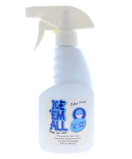 Lice Ice Spray (8 FL OZ), Preventive Head Lice Spray for Kids and Adults, Safe &