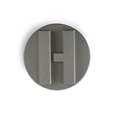 Mishimoto Hoonigan Oil Filler Cap - Silver for Mazda