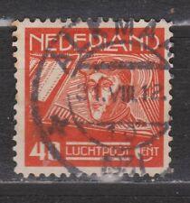 LP 4 luchtpost 4 CANCEL ALKMAAR NVPH Nederland Netherlands airmail