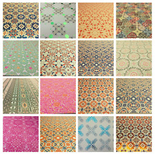 Dolls House Floor Tiles Panel Flooring Wallpaper 1/12 scale Card