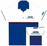 Ford Racing Pit Crew Shirt * High Quality Apparel * Ships Worldwide & FREE to US